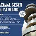 Veranstaltungen zum 3.10. in Hamburg