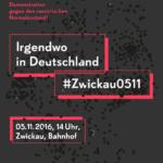 Irgendwo in Deutschland #Zwickau0511
